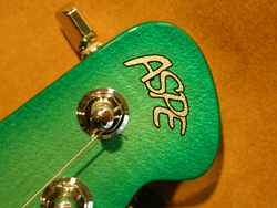 Jasper, Aspe Guitars